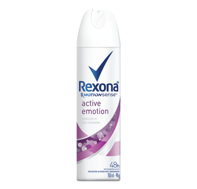 Rexona Women  Antitranspirante Aerosol Active Emotion 150ml