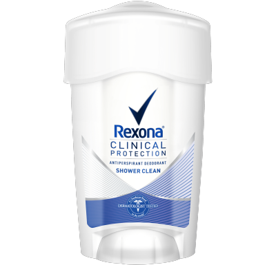 Rexona Women Shower Clean Clinical protection Antiperspirant Deodorant 45ml