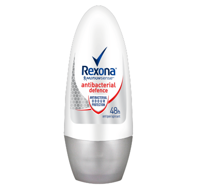 Rexona Women Antibacterial Defence Roll-on Antiperspirant deodorant 50ml