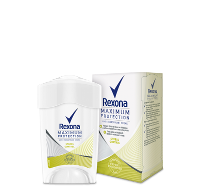 Rexona Women Maximum Protection Stress Control Anti-Transpirant Cremestick 45ml