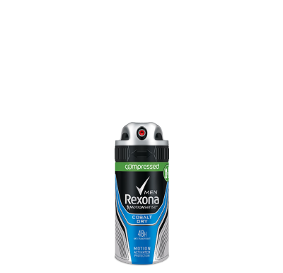 Rexona Men Cobalt Dry Anti-Transpirant Deospray compressed 75ml