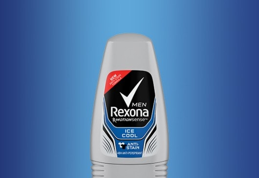 New Rexona Ice Cool Deodorant