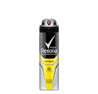Rexona Women Men V8 Spray Antiperspirant Deodorant 150ML