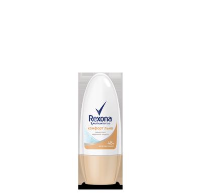REXONA Motionsense антиперспирант ролл комфорт льна 50 мл