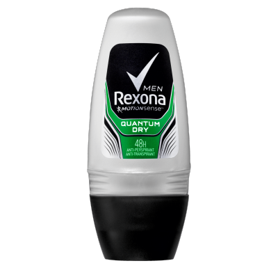 Rexona Deodorant Roll On Quantum Dry 50 ML
